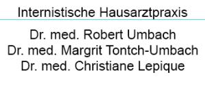 Dres. Umbach, Tontch-Umbach, Lepique